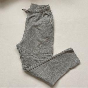 OAK + FORT Grey Sweatpants Sz Small